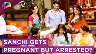 Sanchi Gets PREGNANT | Nikita Attacks Sanchi | Ek Rishta Saajhedaari Ka | Sony Tv