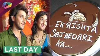 Nikita Meets An Accident| Last Day | Ek Rishta Saajhedaari Ka | Sony TV