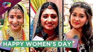 Yeh Rishta Kya Kehlata Hai Actresses Share Their Message On Women's Day | Exclusive