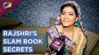 Rajshri Rani Pandey Shares Her Slam Book Secrets | Exclusive | India Forums