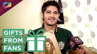 Rohan Mehra Receives Gifts From Fans | Exclusive | Gift Segment