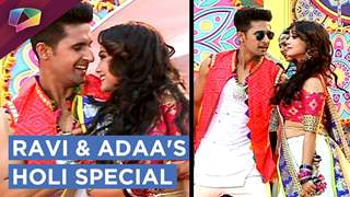 Ravi Dubey And Adaa Khan Perform At &TV's Holi | Waaris