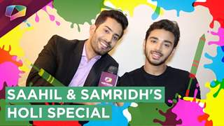 Saahil Uppal And Samridh Bawa Share Their Bhang Ki Holi Plans | Holi Special