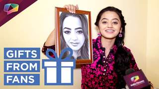 Helly Shah Receives Gifts From Her Fans | Exclusive | Gift Segment