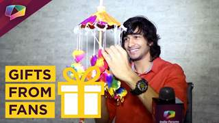 Shantanu Maheshwari Receives Gifts From His Fans | Gift Segment | Exclusive