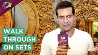 A Visit To The Sets Of Sher E Punjab Maharaja Ranjit Singh | Life Ok