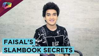 Faisal Khan Reveals His Slam Book Secrets | Exclusive | India Forums