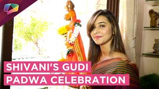 Shivani Surve Celebrates Gudi Padwa With India Forums   Exclusive