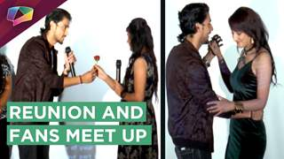Kinshuk and Shivya interact with their fans | Reunion of Ek Rishta Saajhedari Ka