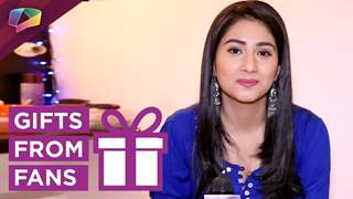 Disha Parmar Receives Gifts From Fans | Exclusive | Gift Segment