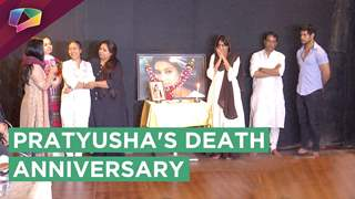 Pratyusha Banerjee's Prayer Meet