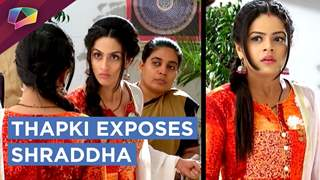 Thapki gets Shraddha ARRESTED | Shraddha CHALLENGES Thapki | Thapki Pyaar Ki | Colors Tv