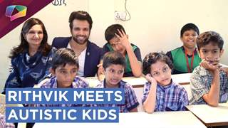 Rithvik Dhanjani REVEALS about Autism | Exclusive Interview
