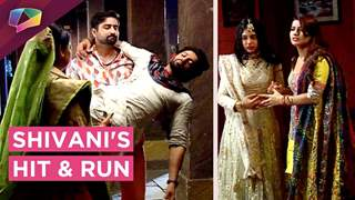 Shivani HITS Veer | Bhishma Pratap in search of Shivani | Ghulaam | Life Ok