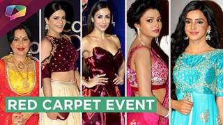 5th Colors Golden Petal Awards RED CARPET Event | Interviews | Colors Tv