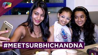 Surbhi Chandna's MEET And GREET  with her Lucky Fans | Dinner with Fans | Exclusive