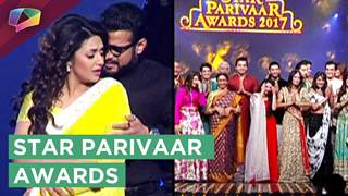 Take a GLIMPSE of Star Parivaar Awards before on its on air | Star Plus