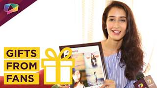 Namita Dubey receives gifts from fans | India Forums