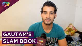 Gautam Vig SHARES his Slam Book Secrets | Exclusive