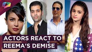 Bollywood And TV Actors React To Reema Lagoo's Sudden Demise