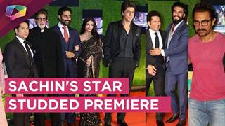 Virat Kohli, M.S Dhoni And Many Others At Sachin: A Billion Dreams Special Screening