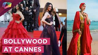 Bollywood's Best Glamour From Cannes Film Festival 2017
