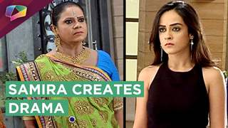 Gopi Gets Injured | Samira Creates Drama | Saath Nibhana Saathiya | Star Plus