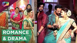 Gopi And Jaggi's Romantic Dance | Samira's Drama | Saath Nibhana Saathiya | Star Plus