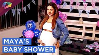 Maya Celebrates Her Baby Shower With Her Mothers | Beyhadh | Sony Tv