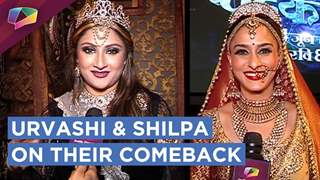 Urvashi Dholakia And Shilpa Agnihotri Talk About Their Comeback In Chandrakanta |Colors Tv