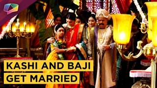 Kashi And Bajirao Get Married | Kashi Gets Emotional | Peshwa Bajirao | Sony Tv