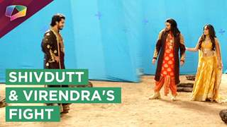 Shivdutt And Virendra's Dramatic Fight Over Chandrakanta | Life Ok
