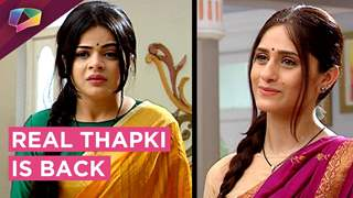 Thapki To EXPOSE Lovely | Thapki Pyaar Ki | Colors Tv