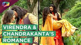 Virendra And Chandrakanta Get Close In The Woods | Life Ok