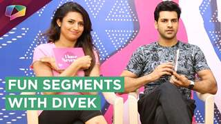 Divyanka Tripathi Dahiya And Vivek Dahiya Play Our Fun Segments | Never Have I Ever & More