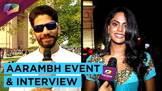 Karthika Nair And Vipul Gupta Talk About Their Show Aarambh | Star Plus | Exclusive Interview