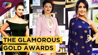 All The Glitz And Glamour From Gold Awards 2017