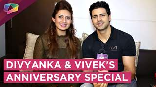 Divyanka Tripathi Dahiya And Vivek Dahiya CELEBRATE Their 1st Anniversary | EXCLUSIVE