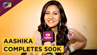 Aashika Bhatia Talks About Her 500K On Instagram, Journey & More | Exclusive Interview