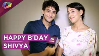 Shivya Pathania Celebrates Her Birthday With Kinshuk Vaidya And India Forums | EXCLUSIVE