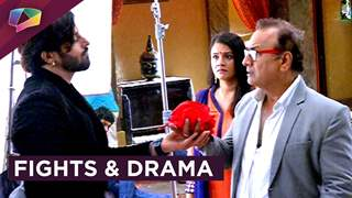 Veer Challenges For A Fight | Rashmi SCARED | Ghulaam