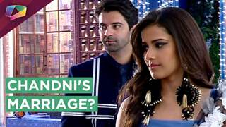 Chandni Upset Due To Her Marriage | Iss Pyaar Ko Kya Naam Doon? | Star Plus
