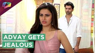 Advay Gets Jealous As Chandni Is Getting Married | Iss Pyaar Ko Kya Naam Doon? | Star Plus