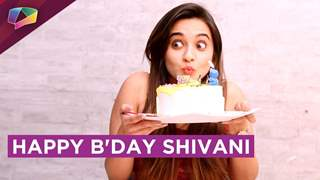 Shivani Surve Celebrates Her Birthday With India Forums   Exclusive