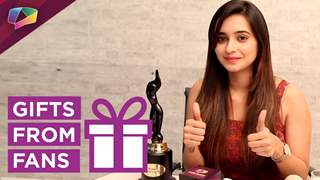 Shivani Surve Receives Gifts From Her Fans