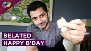Harshad Arora Celebrates His Birthday With India Forums | Exclusive