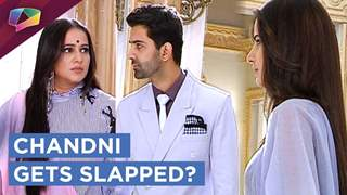 Advaay Puts Chandi In TROUBLE| Chandni Gets SLAPPED? | Iss Pyaar Ko Kya Naam Doon?