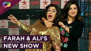 Farah Khan And Ali Asgar Share About Their New Show 'Lip Sync Battle'