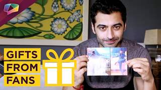 Harshad Arora Receives Gifts From His Fans | Gift Segment