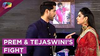 Prem Gets Upset With Tejaswini | Navratri Celebrations | Aisi Deewangi